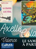 Dédicace Cultura de Valence