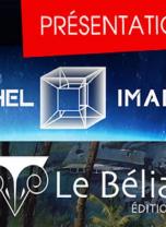 Présentation des éditions Albin Michel Imaginaire et Le Bélial'