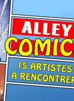 Artists Alley Comics - Japan Tours Festival