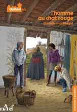 Aventures à Guedelon, tome 4 : L'homme au chat rouge